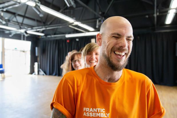 NISDA 2019 - Frantic Assembly