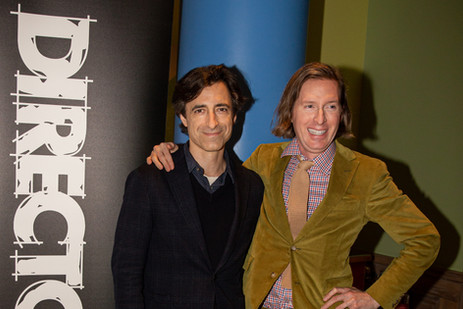 Marriage Story Q&A - Noah Baumbach & Wes Anderson