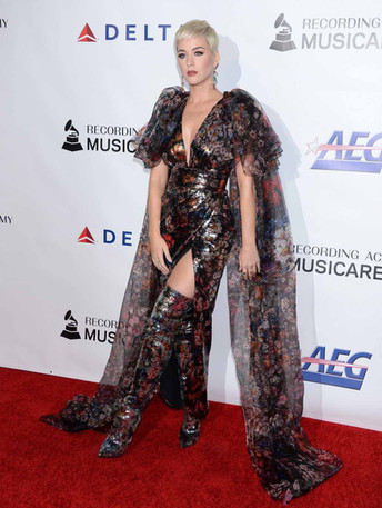 Katy Perry, MusicCares - Grammy's