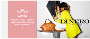 Dinero Handbags