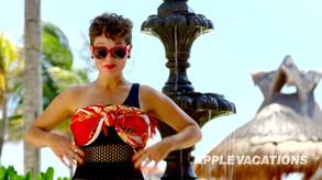 Stylist Melissa Lynn x Apple Vacations - 10 ways to Tie a Sarong