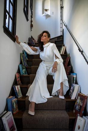 Christina Ochoa, Bellus Mag