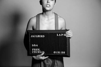 Cece Frey, JAILBIRD Album Artwork