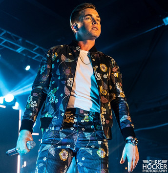 Jesse McCartney, The Resolution Tour