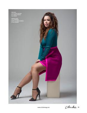 Jilian Rose Reed, Cliche Mag
