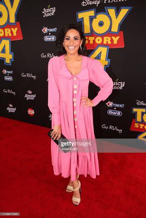 Tiffany Smith, Toy Story 4 Premier