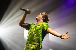 Jesse McCartney, The Resolution Tour, Vietnam