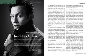 Jonathan Sadowski, Composure Mag
