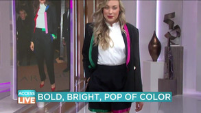 Stylist Melissa Lynn x ACCESS Hollywood - #StyleMeLike Zendaya