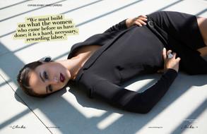 Aimee Carrero, Cliche Mag