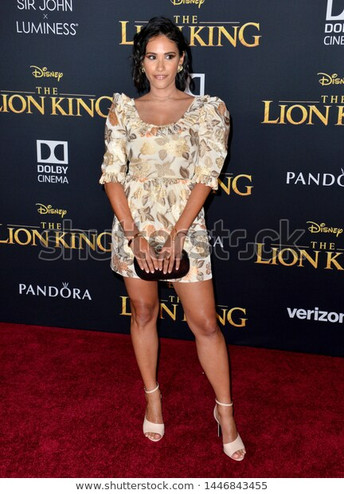 Tiffany Smith, Lion King Premier