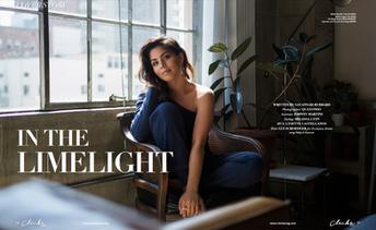Megan Batoon, Cliche Mag