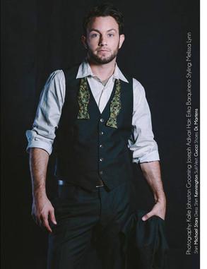 Jonathan Sadowski, Afterglow Mag