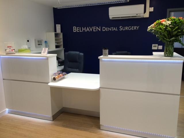 Belhaven dental surgey