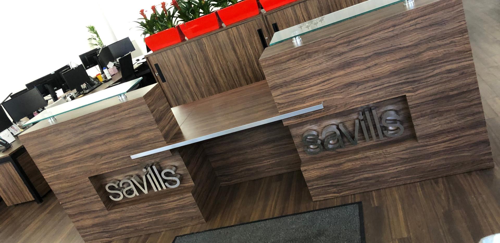 Savills Glasgow.