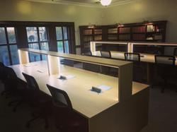 High Court study desking