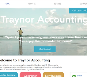 Traynor Accounting Website.png