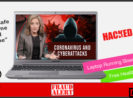 Coronavirus scams, found and explained