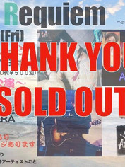 3/12(Fri) 【SOLD OUT】Joshua Requiem