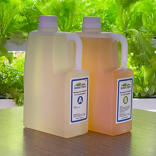 AB Nutrients, 2L (For leafy vegetables)