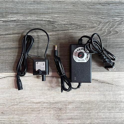 Adaptor & Water Pump Set For 4T48