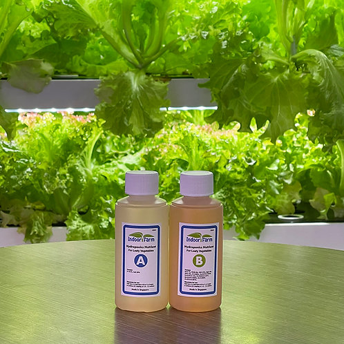 AB Nutrients, 100ml (For leafy vegetables)