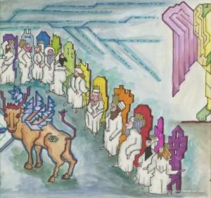 Die Wiedmann Bibel Apokalypse