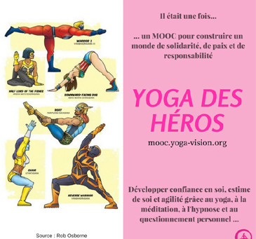 Cycle « Le yoga du héros »