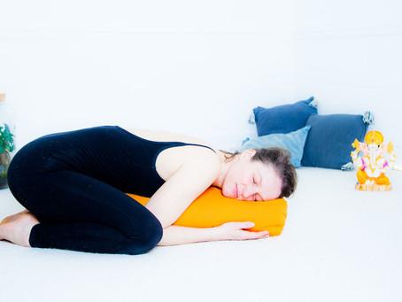 Formation 50h - Yin Yoga & Yoga restauratif