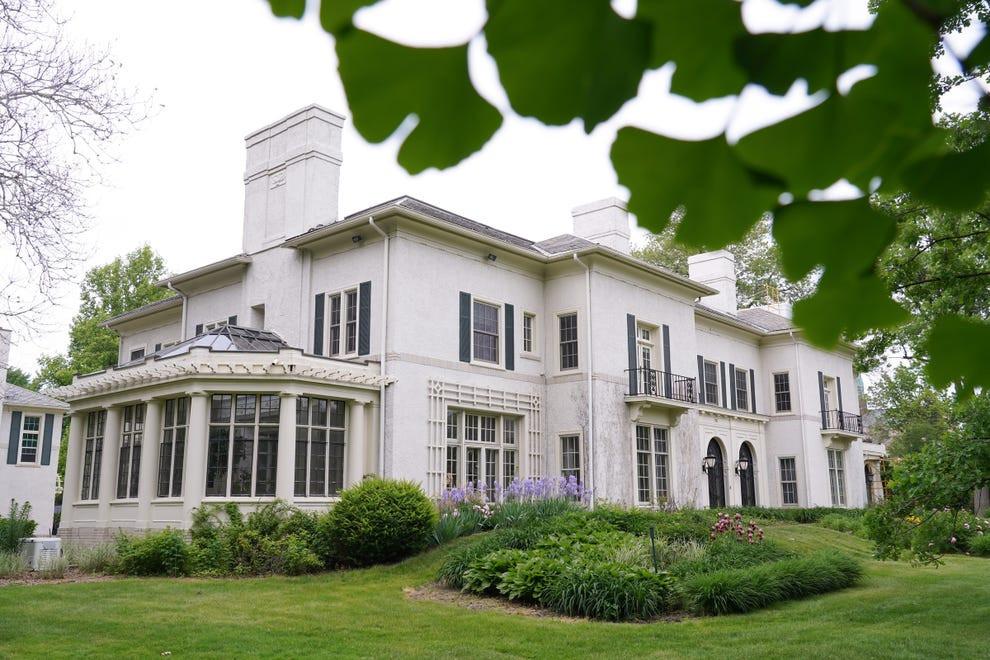 Detroit Traditional Homes Best Interior Design