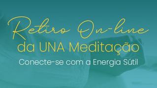 Retiro On-line da UNA Meditação