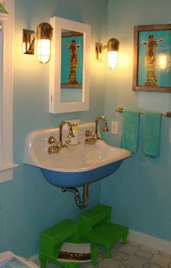 Custom Kid's Bath