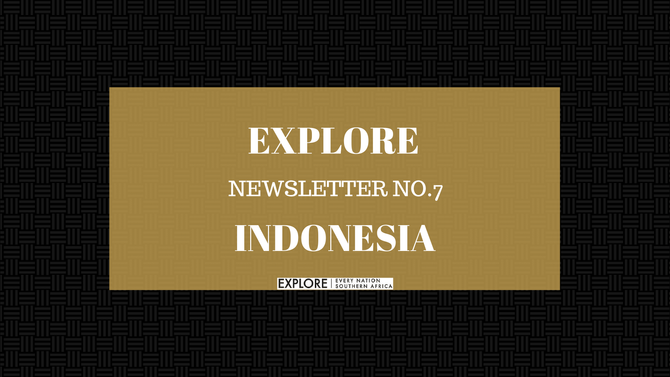 Newsletter #7: Indonesia