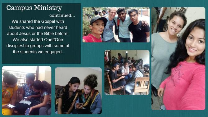 Newsletter #4: India