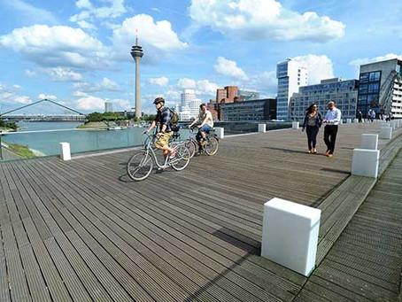Die 20 schönsten Fahrradtouren rund um Düsseldorf