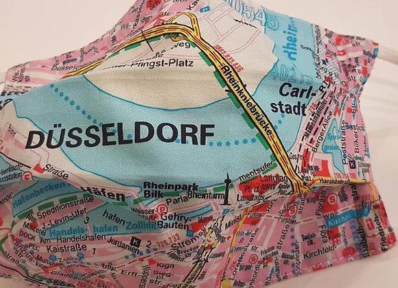 """Maske / Mundschutz """"Düsseldorf"""""""