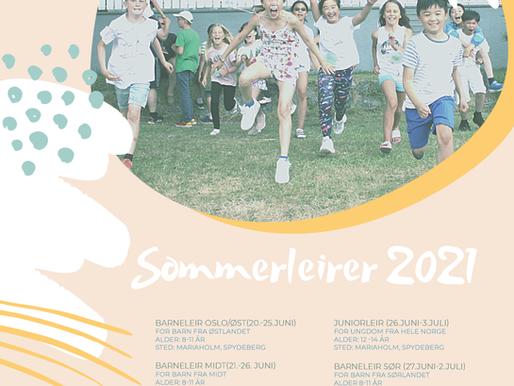 NUKs sommerleirer 2021