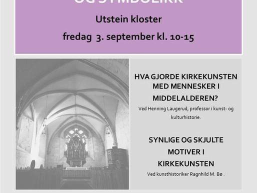 Middelalderseminar på Utstein kloster
