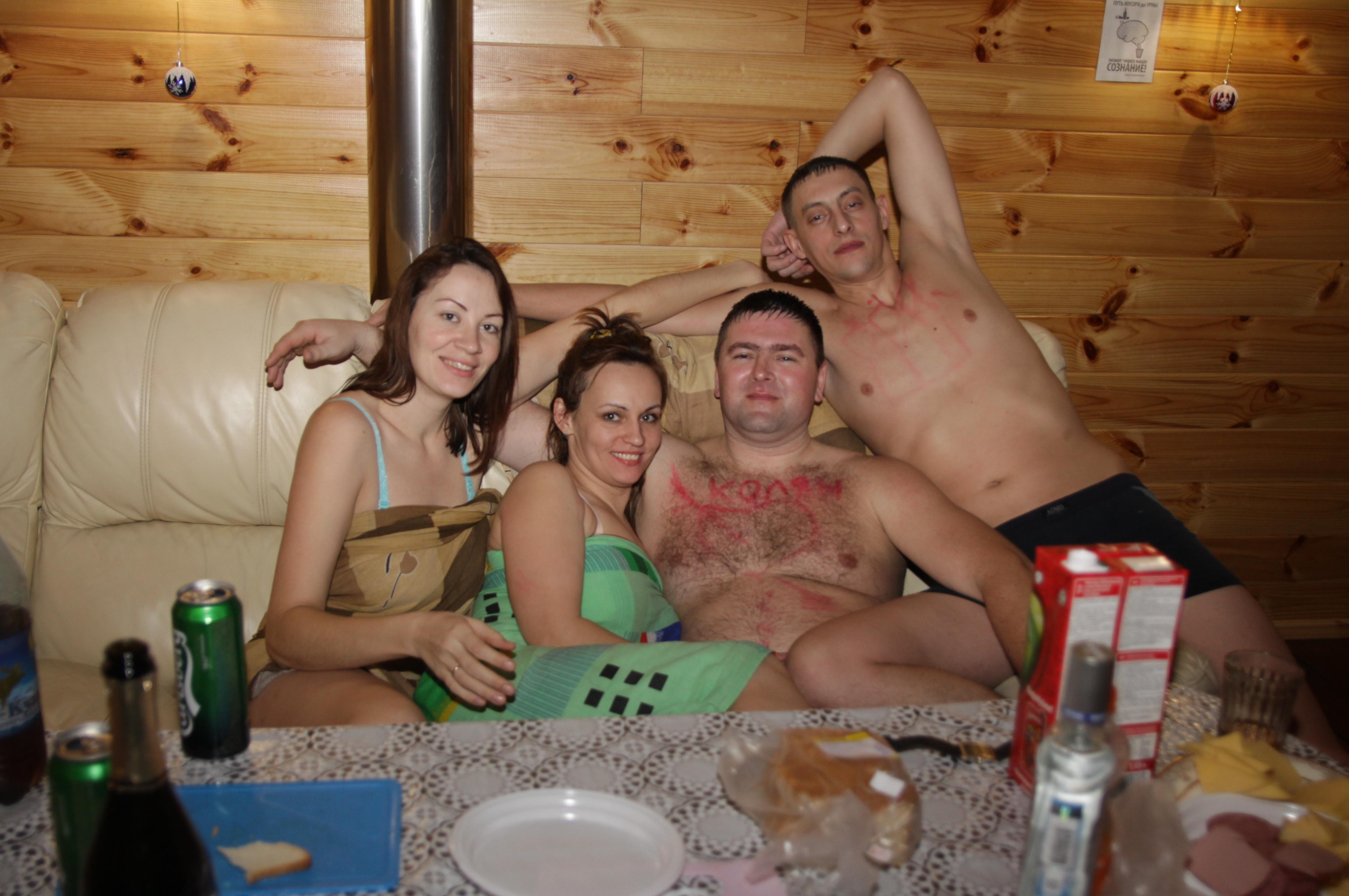 Баня Красноярск с купелью Кураж