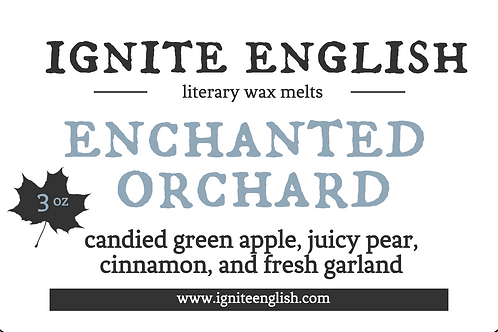 Enchanted Orchard clammie