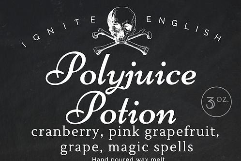 Polyjuice Potion wax melt clammie