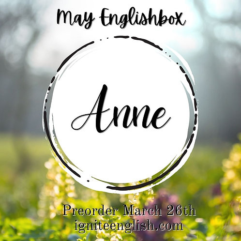 May Englishbox ANNE