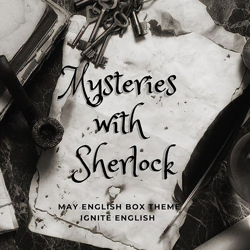 Mysteries with Sherlock