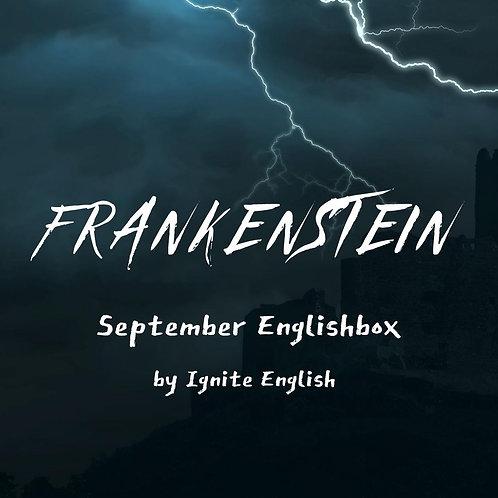Frankenstein September Englishbox