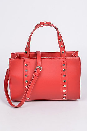 Mini Stunner Bag (Red)
