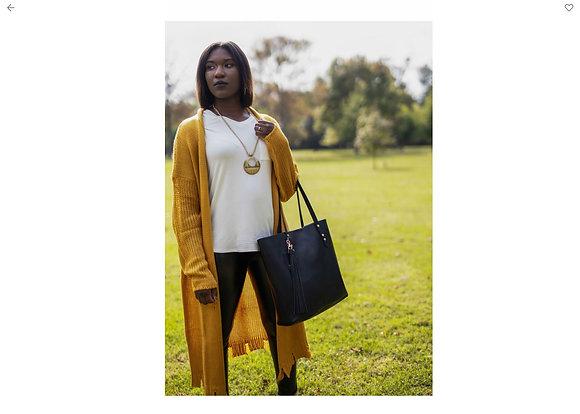 Queen Hobo Handbag