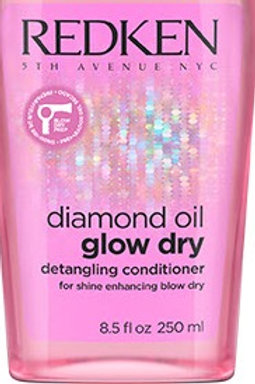 Redken diamond oil glow dry conditioner