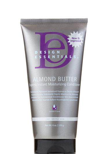 Design Essentials Almond Butter Instant Moisturizing Conditioner 6oz