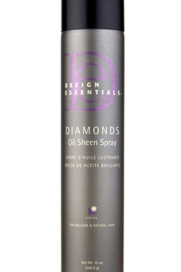 DE Diamonds Oil Sheen Spray 10oz