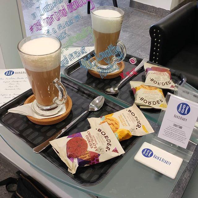 Cappuccino Anyone____We serve _taylors o